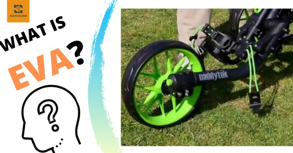 Caddytek ez fold 3 wheels