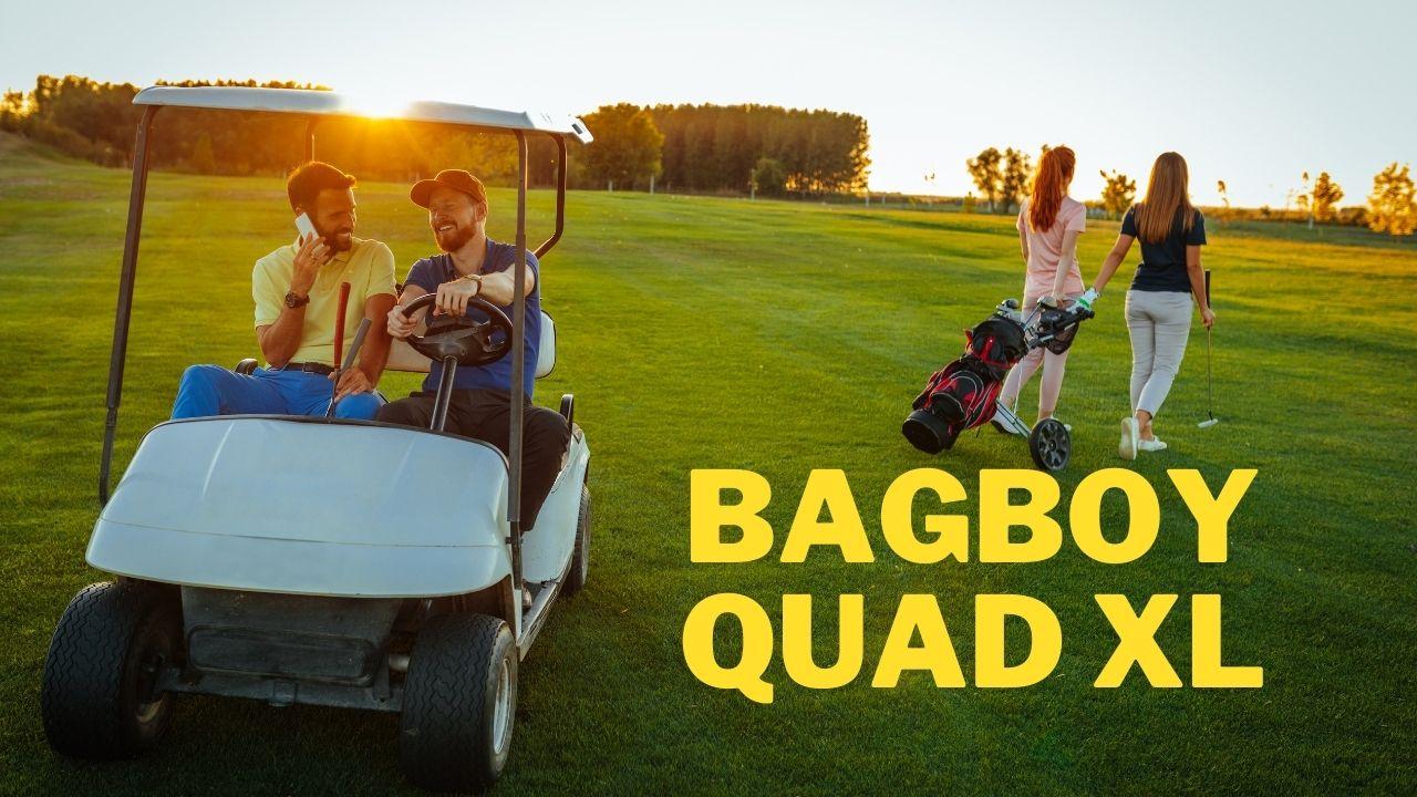 BAGBOY QUAD XL