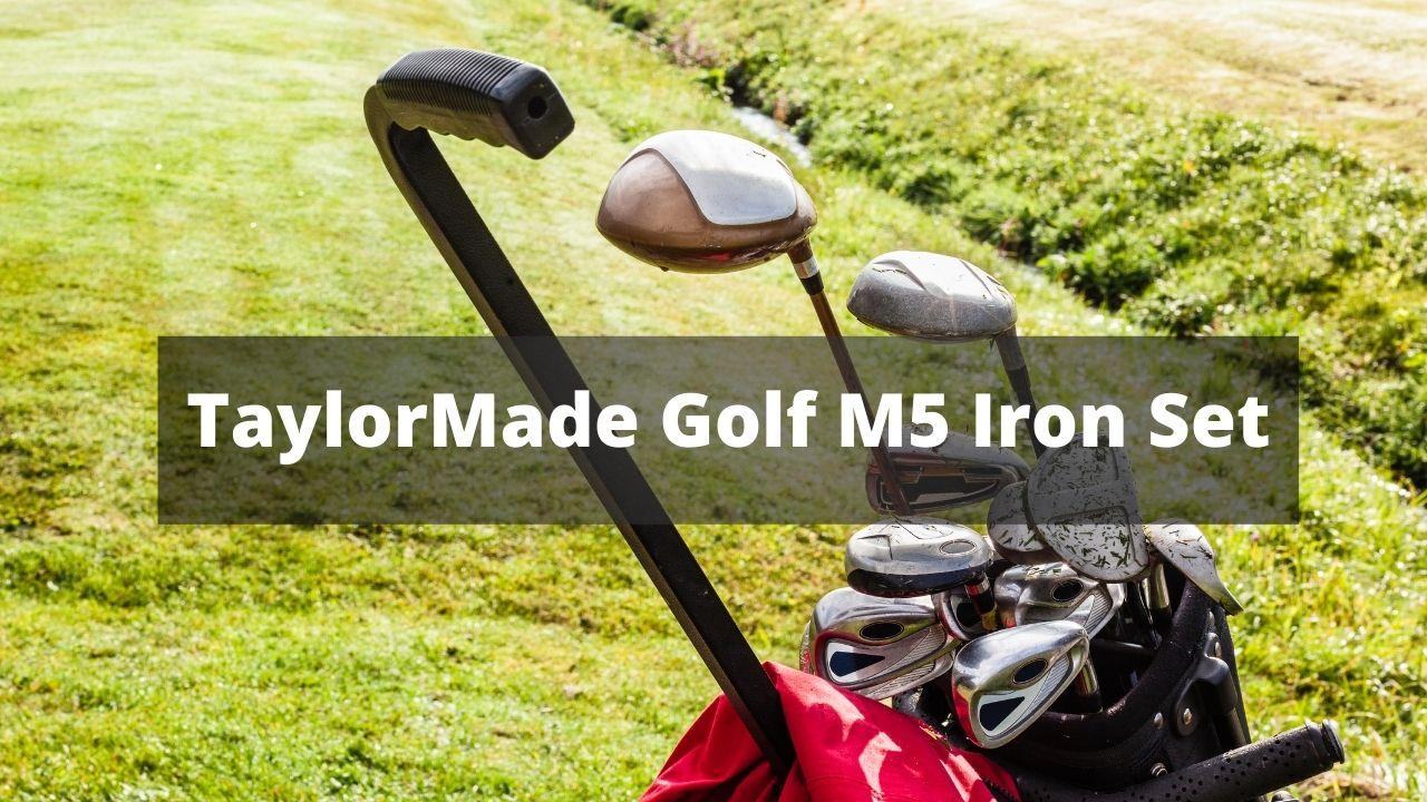 TaylorMade Golf M5 Iron Set